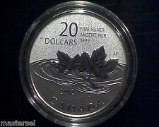 "RCM.  2012  $20. "" FAREWELL  TO PENNY ""  99.99% SILVER COIN with SPECIMEN FINISH"