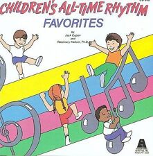 Children's All-Time Rhythm Favorites by