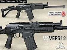 18x24 Molot Vepr 12 Poster / 12 gauge / tactical / semi auto / army / military