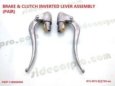 SCP | Inverted brake & clutch levers 25mm (L&R) | 长江750 M72 XJ-CJ | 750cc