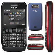 Nokia E63 QWERTY Keypad Wifi 3G Camera Unlocked Mobile Phone