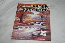 Painting Water and Weather by Charles L. Cochrane Softcover