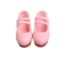 "For 12"" Neo Blythe doll Takara doll Trend Pink Flat Shoes"