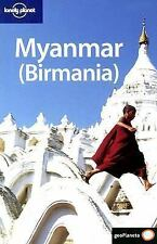 Lonely Planet Myanmar (Birmania) (Lonely Planet Myanmar Burma) (Spanis-ExLibrary