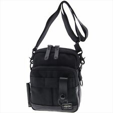 NEW Yoshida Bag PORTER HEAT SHOULDER BAG 703-06977 Black