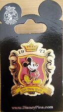 Disney WDW - Classic 1971 Logo Mickey Mouse Pin - New on Card - # 49932