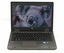 "HP PROBOOK 6470B 14"" INTEL CORE i5-3210M 2.5GHz 4GB Ram 500GB HDD WINDOWS 7 HP49"