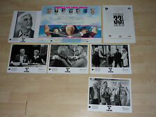 THE NAKED GUN 33 AND A THIRD FINAL INSULT PROMO PRESS KIT + 5 PHOTOS NIELSEN