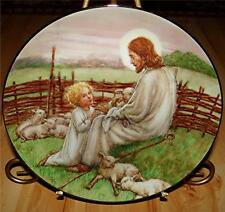 BELOVED HYMNS OF CHILDHOOD, The Lord's My Shepherd, Jesus Christ, God Plate