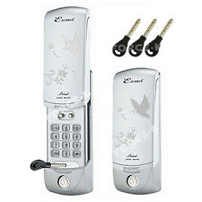 EVERNET POINT-K Smart Door Lock Keyless Digital Password + Mechanical Keys 2Way