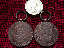 Replica Copy Hesse Kassel War Medal (Waterloo) for 1814/15 for combatants F/Size