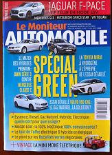 Le moniteur Automobile 11/5/2016; Spécial Green/ La mini Moke électrique/ Tiguan
