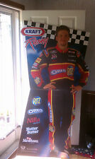 DALE EARNHARDT JR Nabisco Stand up Standup Standee Rare