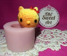 Hello Kitty cake  Silicone Mold Food Safe Cake Decoration Candy Cupcake (FDA)