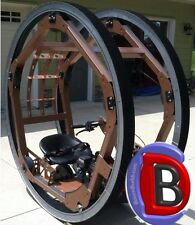 Baum Dicycle - BDC (Build Plans Only)
