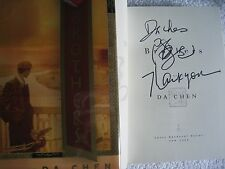 Signed 1st/1st Brothers by Da Chen (2006, Hardcover)