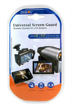 LCD Guard 3 Clear Screen Protector For Sony DSC-TX1 DSC-TX5 DSC-TX7