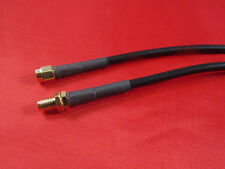 25 ft  RFC195, Wi-Fi RP-SMA Male to Female Antenna Extension Cable .