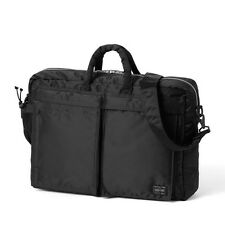 HEAD PORTER TANKER 3 WAY BREIF CASE MESSENGER BACKPACK