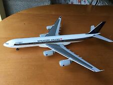 Herpa Singapore A340-500 1:200 With Upgrade See Info