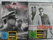 Sammlung - Emperor Frieden & The Code - Diebe Morgan Freeman, Antonio Banderas