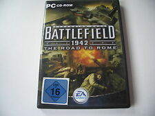 Battlefield 1942 - The Road To Rome  ADD ON (PC)       Erweiterung Pack
