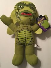 The Creature From The Black Lagoon Universal Monsters Plush Toy Factory NWT 13""