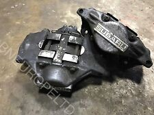 SUBARU IMPREZA FORESTER LEGACY REAR 2 POT BRAKE CALIPERS WRX STI 22B JDM TURBO