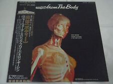ROGER WATERS-Music From The Body JAPAN Press w/OBI Pink Floyd Genesis Yes EL&P