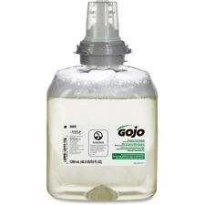 GOJO TFX Green Certified Foam Hand Cleaner Refill, Unscented, 1200ml GOJ566502