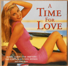 A Time for Love-Sarah Vaughan, Gloria Gaynor, Peter Noone, Jo Simon tra l'altro-CD