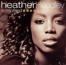 In My Mind Heather Headley Audio CD