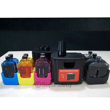 DIY Ink Refill System for HP 27 28 Cartridge