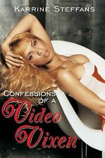 Confessions of a Video Vixen, Karrine Steffans, Good Condition, Book