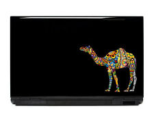 Ornate Camel Vinyl Laptop or Automotive Art sticker decal computer auto hump day