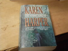 The Stone Forest by Karen Harper (2002, Paperback)  (r)