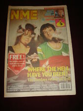 NME 1992 SEP 19 SUNDAYS TOM WAITS FAMILY CAT SUEDE JOHN PEEL HUGGY BEAR