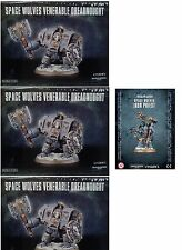 Space Wolves Ancients of the Fang. Citadel Miniatures from Games Workshop