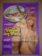 Venus im Pelz /   Original Filmplakat Din A1 (+ Laura Antonelli)