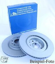 ATE 2x Bremsscheibe VORNE für Austin Mini 1000 1100 Special 1275 GT Rover 1300