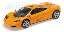 1:18 Minichamps MCLAREN F1 ROAD CAR 1993 ORANGE 750