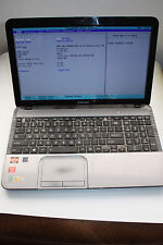 """TOSHIBA SATELLITE L855D-S5117 15.6"""" AMD A8 QUAD CORE- for parts or repair"""