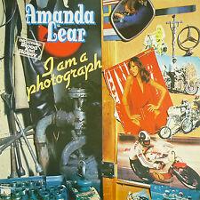 """12"""" LP-AMANDA LEAR-I AM A PHOTOGRAPH-b103-Slavati & cleaned"""