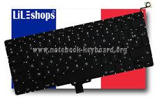 """Clavier Français Original Noir Pour Apple MacBook Unibody A1342 13"""" NEUF"""