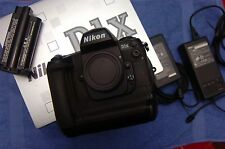 Nikon D D1X 5.3MP Digital SLR Camera - Black (Body Only) plus