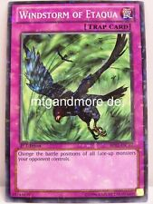 Yu-Gi-Oh - 1x Windstorm of Etaqua - Mosaic Rare - BP02 - War of the Giants