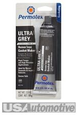 Permatex 82194 Ultra Grey Rigid High-Torque RTV Silicone Gasket Maker