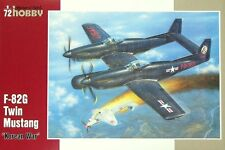 Special Hobby 1/72 Kit 72200 North-American F-82G Twin Mustang Korean War