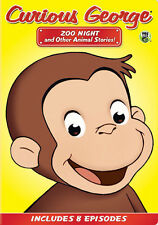Curious George-zoo Night & Other Animal Stories [dvd] (Universal)