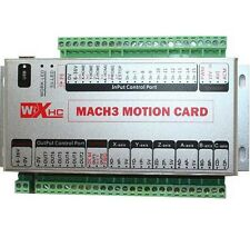 6-Axis Motion Control Card USB2.0 Interface, CNC MACH3 USB Card XHC-MK6